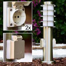 Borne d'éclairage Lampadaire extérieur Lampe de jardin Lampe de terrasse 147300