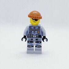 Lego New Ninjago Movie Shark Army Thug Minifigure