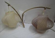 50 / AÑOS 60 Lámpara de pared, LAMPIONS Linterna MEDIADOS SIGLO 50 60s
