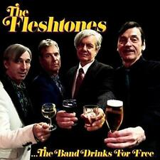 The Fleshtones - The Band Drinks For Free (NEW CD)