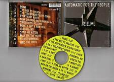 "REM ""Automatic For The People"" (CD) 1992"