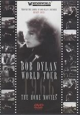 BOB DYLAN AND THE BAND WORLD TOUR 1966 THE HOME MOVIES 2005 REGION FREE DVD NEW