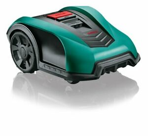 Bosch Indego 350 Robot Mower Wide Cutting 19cm up To 350 M ² Charge 45 Min