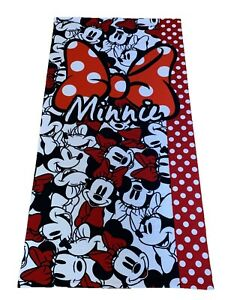 Minnie Mouse Microfiber Towel - Limited