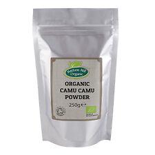 Organic Camu Camu Powder 250g Certified Organic