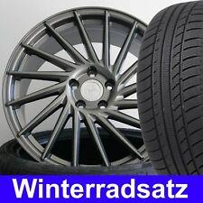 """18"""" Keskin KT17 PP Winter Kompletträder 225/40 für Audi A3 Cabriolet Typ 8P"""