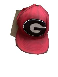 georgia bulldogs fitted hat Size 8