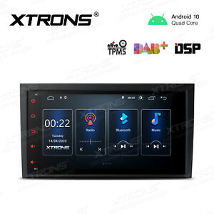 """XTRONS for Audi A4 S4 RS3 8"""" Android 10.0 Car DAB Radio Stereo GPS Head Unit DSP"""