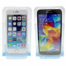 DiCAPac Waterproof Case WP-C10i iPhone 4 5 5s 6 6s Galaxy S4 S5 Smartphone 2X BU