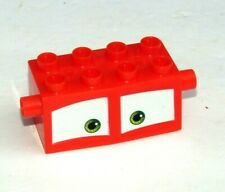 Mega Bloks Disney Pixar Cars Replacement Mac Truck Hauler Part Piece Brick Eyes