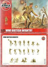 Airfix 01727 - WWI British Infantry - WK1 britische Soldaten --- 1:72