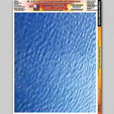 Dark Blue Water Ripples Diorama 1/24 1/32 1/43 1/48 1/64 1/87 Layout Decals