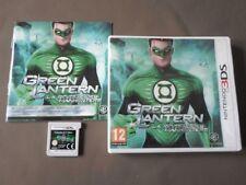 GREEN LANTERN ( 3DS NINTENDO ) COMPLET
