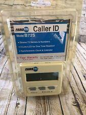 Fanstel Caller ID B72S