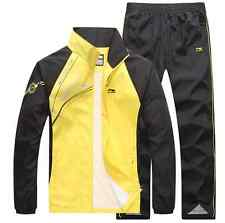 Hot Sales Mens Activewear Jogging Suits Running Tracksuit Sport Jacket Pants NEW