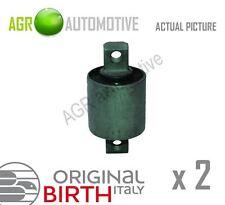 2 x BIRTH FRONT AXLE CONTROL ARM WISHBONE BUSH PAIR OE QUALITY REPLACE 2688