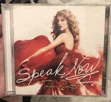 Taylor Swift Speak Now Double CD