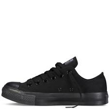728c1d36bcbe80 Converse Chuck Taylor All Star Ox Shoes M5039 Black Monochrome Men 6 Women 8