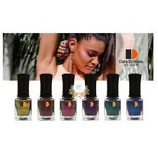 Dare to Wear METALLUX Special Manicure Pedicure Nail Polish 0.5oz/15ml - FULL