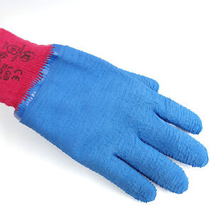 Heavy Duty Actifresh Latex Gloves (Size 9)