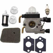 Carburetor + Air Filter kit For Zama Part C1Q-S66 C1Q-S71, C1Q-S97, C1Q-S97A
