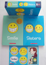 Smile And Sisters Box Set , Paperback LIKE NEW!