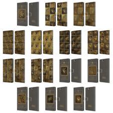 Fundas de color principal oro para teléfonos móviles y PDAs Sony