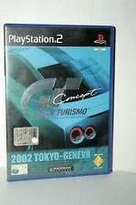 GT GRAN TURISMO CONCEPT 2002 TOKYO GENEVA USATO PS2 VERSIONE ITALIANA GD1 43949