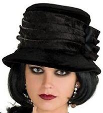 1920/'S HAT LADIES CHARLESTON MOLL FLOWERPOT FANCY DRESS COSTUME ACCESSORY 1930/'S