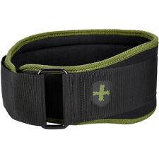 """Harbinger 5"""" Foam Core Weight Lifting Belt - Green"""