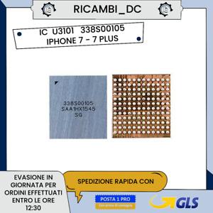 IPHONE 7 7 PLUS IC AUDIO U3101 BGA BIG 338S00105 CHIP CODEC AUDIO