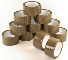 Klebeband Braun 36 Rollen x 66m Paketklebeband Packband Paketband Paket Band 088