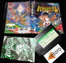 Kyuukyoku Harikiri Stadium 88 NINTENDO Famicom Japones COMPLETO Taito Baseball