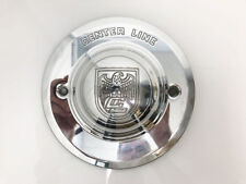 Centerline Billet Wheel Center Cap. CS125 CS-125 New. With Hardware