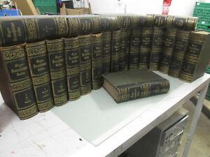 Meyers Konversations-Lexikon. 5. Aufl. 17 Bände + 4 Suppl., Halbleder 1896-1901.