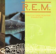 "R.E.M.(12"" Vinyl)Can't Get There From Here-I.R.S.-IRT102-UK-1985-Ex+/NM"