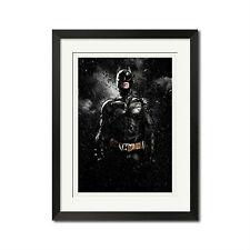 Batman The Dark Knight Rises Poster Print