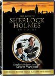 Sherlock Holmes and the Secret Weapon (DVD 2008) RARE 1942 1ST TIME IN COLOR NEW