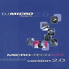 Presents: Micro-Tech-Mix Version 2.0 by DJ Micro (CD, Apr-1999, Moonshine Music)
