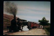 Glass Lantern Slide photo Of China 1920s Hankou, Wuhan Hankow - Peking Railroad
