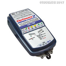 OptiMATE 7 Ampmatic TM-255 Fully Automatic 9-Step 10A Battery Charger Deep Cycle