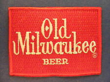 Old Milwaukee patch