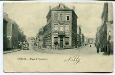 CPA - Carte Postale - Belgique - Namur - Place d'Hastedon - 1905 (SVM13976)