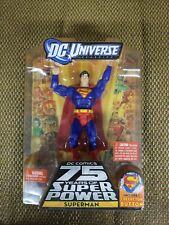 DC Universe Classics Superman 75 Years of Power Includes Collector Button Figure