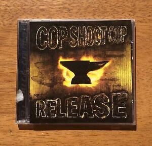 COP SHOOT COP - Release CD