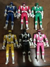 Bandai Mighty Morphin Power Rangers Flip Heads Action Figures Lot Vintage