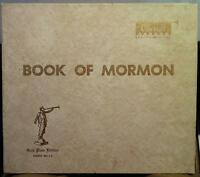BOOK OF MORMON volume 1 i 17 LP VG+ MORMON BOOK 1 Vinyl  Record