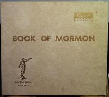 BOOK OF MORMON volume 1 i 17 LP VG+ MORMON BOOK 1 Vinyl  Record