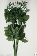 Fleurs artificielles et séchées de décoration intérieure art déco