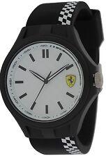 Ferrari Scuderia Silicone Mens Watch 0830326